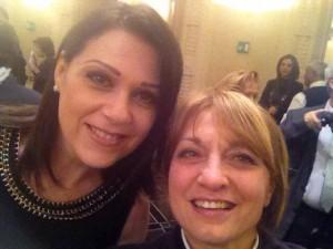 La curatrice del Blog Giallo Zafferano e Rosy de Le Torte di Giada