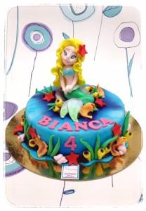 Sirenetta Le torte di Giada torte per bambini