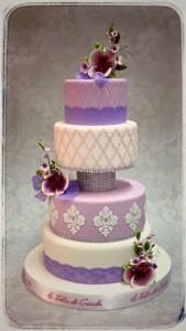 Le torte di Giada Wedding Cake lilla