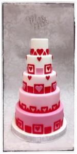 Le torte di Giada Wedding Cake cuori