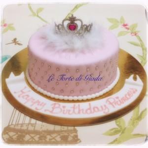 Torta princess le torte di giada