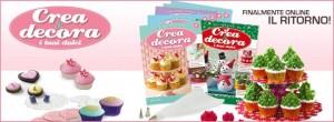Giada Farina coautrice dei fascicoli settimanali in edicola tutte le settimane passo passo e ricette per creare torte di Cake Design