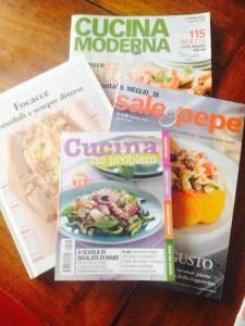 Riviste di ricette Mondadori