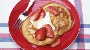 Pancake Vegane o Gluten Free