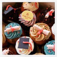 cupcake festa di laurea