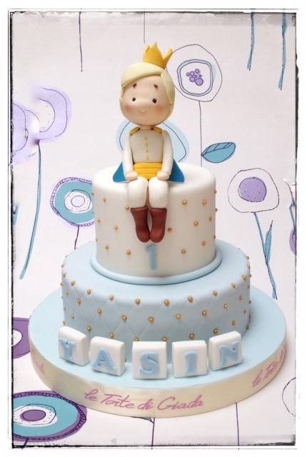 piccoloprincipe_cake