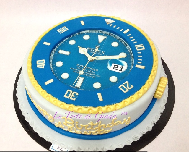 rolex_brand_cake