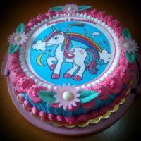 mini poni cake