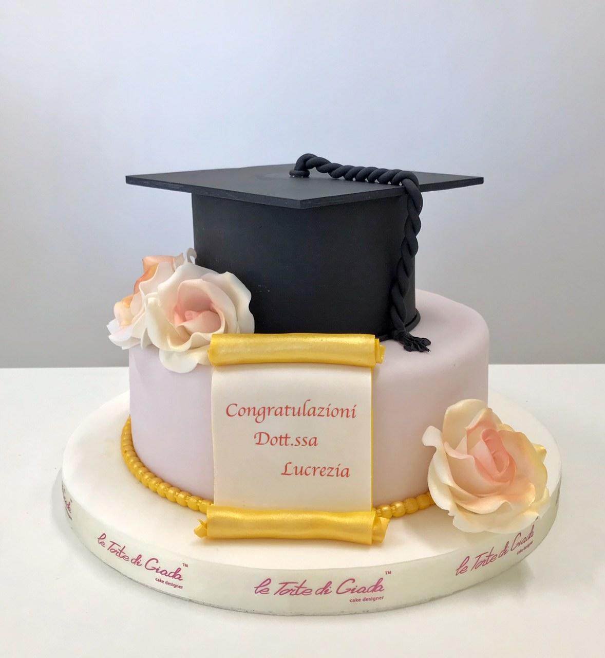 torta di laurea brescia