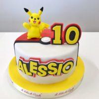 torta pokemon brescia