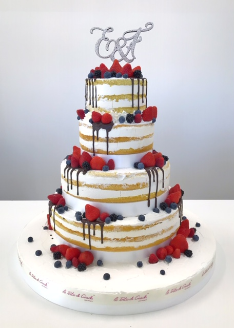 naked cake brescia