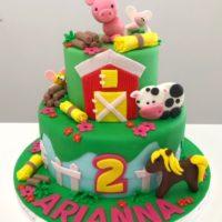 giada cake animali torta