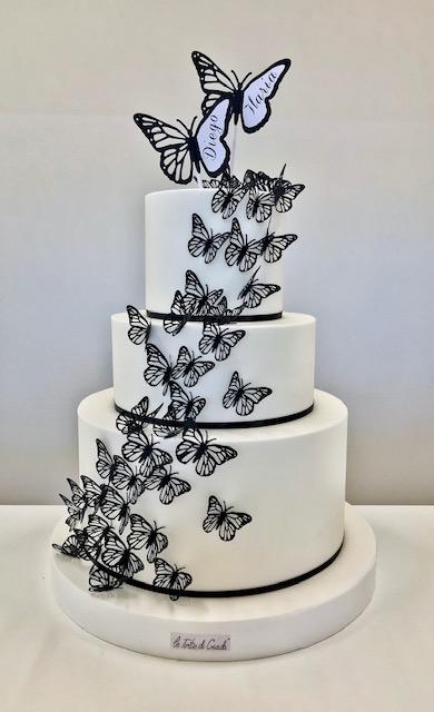 matrimonio nord italia torta monumentale