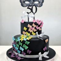 torta 50 anni donna