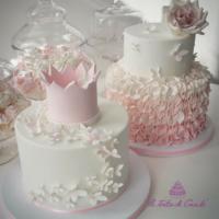 torta design brescia battesimo bambina