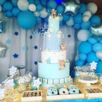 torta design brescia battesimo bambino