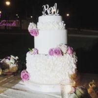 torta monumentale brescia giada matrimonio