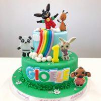 Torta Bing de Le Torte di Giada bing cakedesignbrescia tortabing brescia
