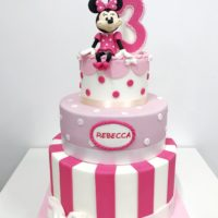torta disney minnie brescia