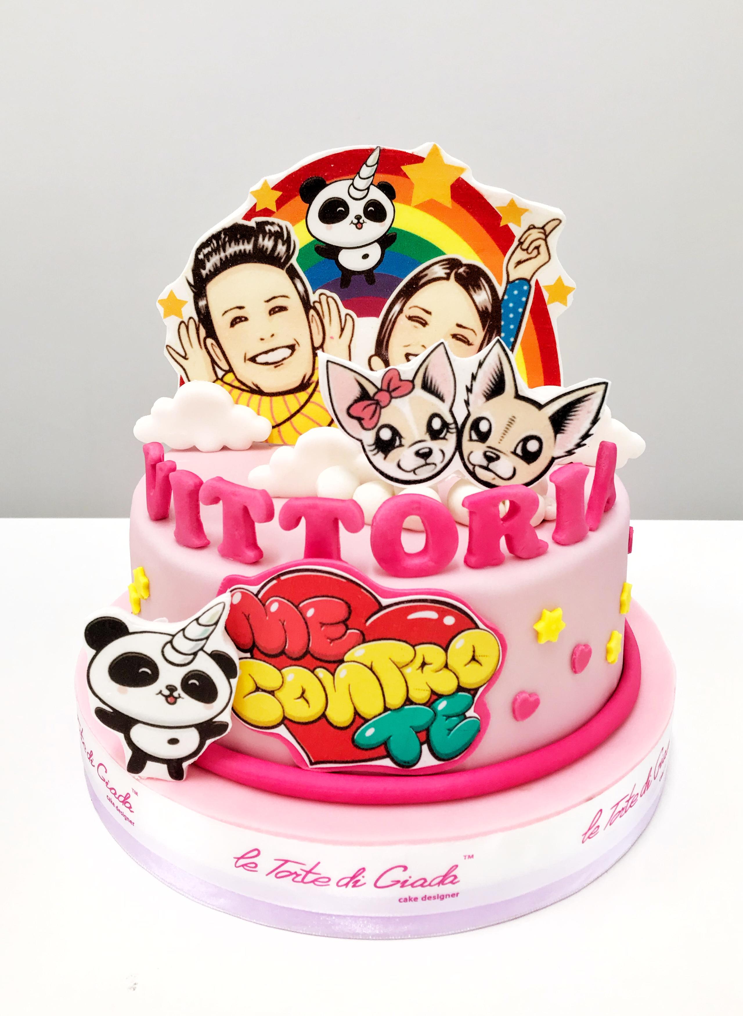 torta 2d brescia