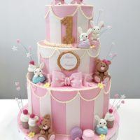 torta bambina brescia