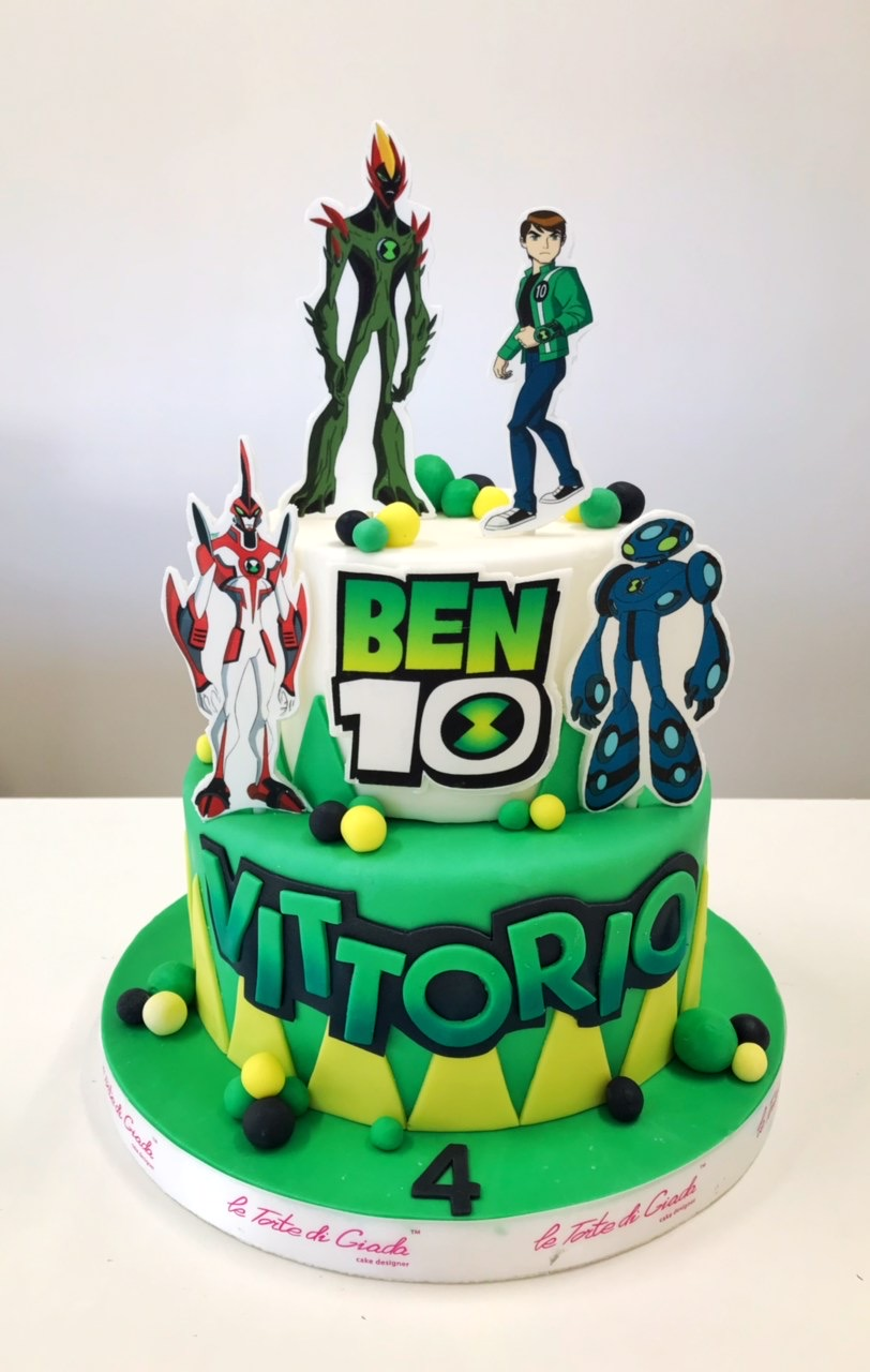 torta ben 10