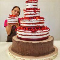 brescia torta matrimonio
