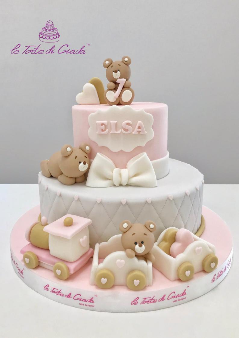 torta compleanno bimba brescia