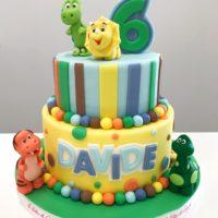 compleanno dinosauri brescia