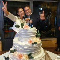 torta matrimonio a prima vista