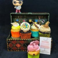cupcake harry potter