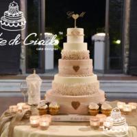 wedding cake torte di giada
