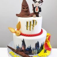 torta harry potter brescia
