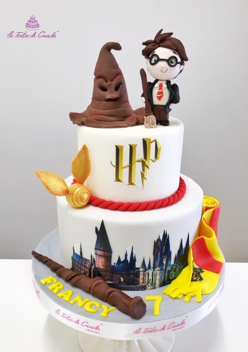 torta harry potter brescia