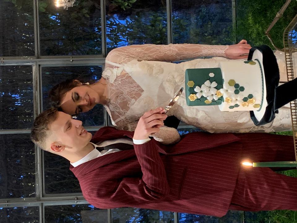 torta matrimonio brescia personalizzata