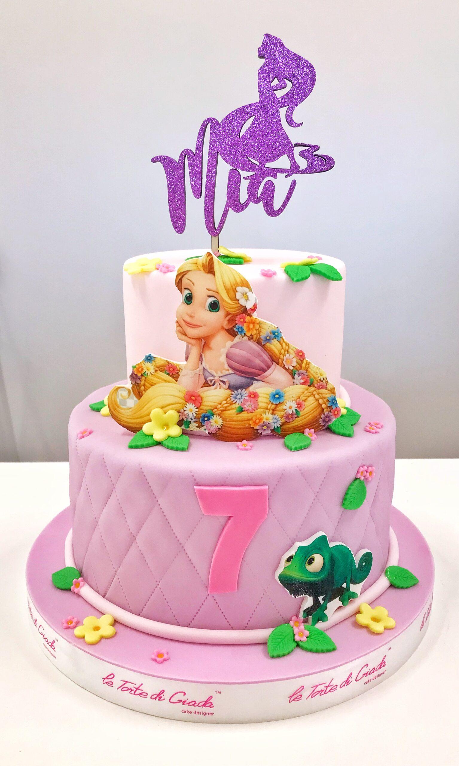 brescia torta compleanno giada principesse