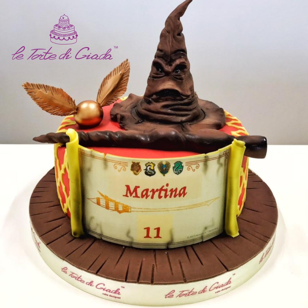 brescia torte di giada harry potter compleanno