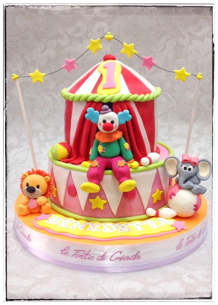 torta circus brescia