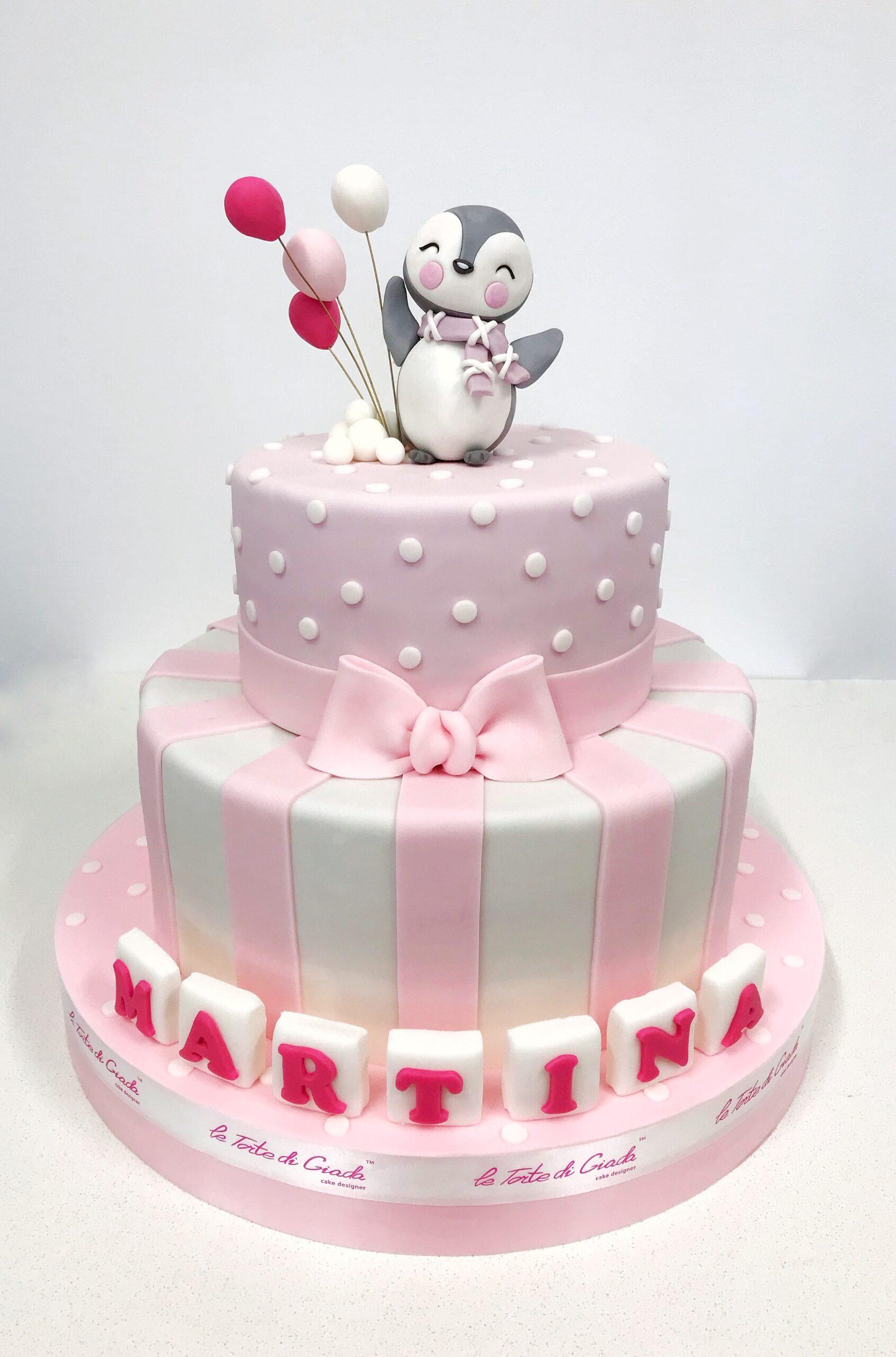 torta primi compleanni brescia cake design