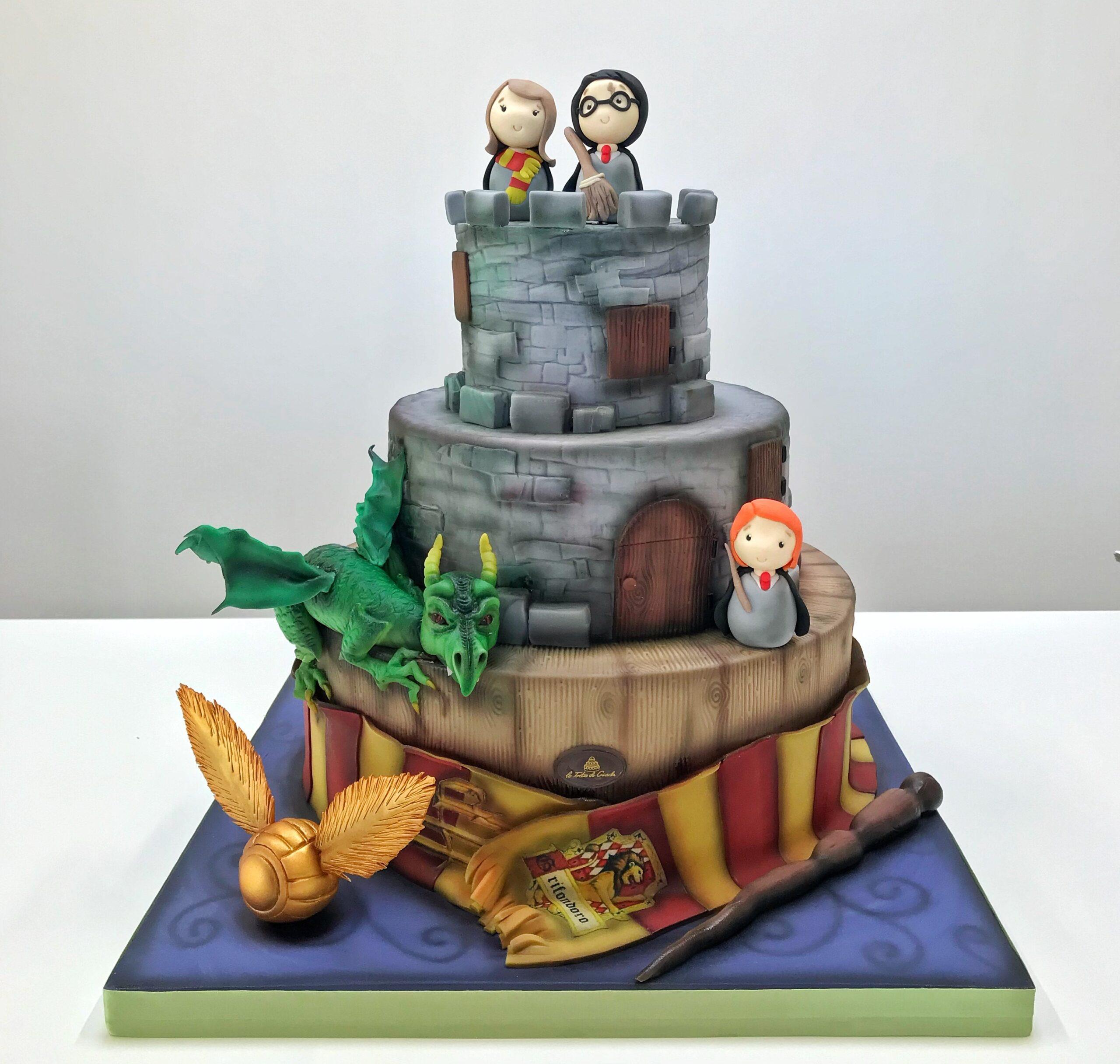 torte di giada brescia harry potter